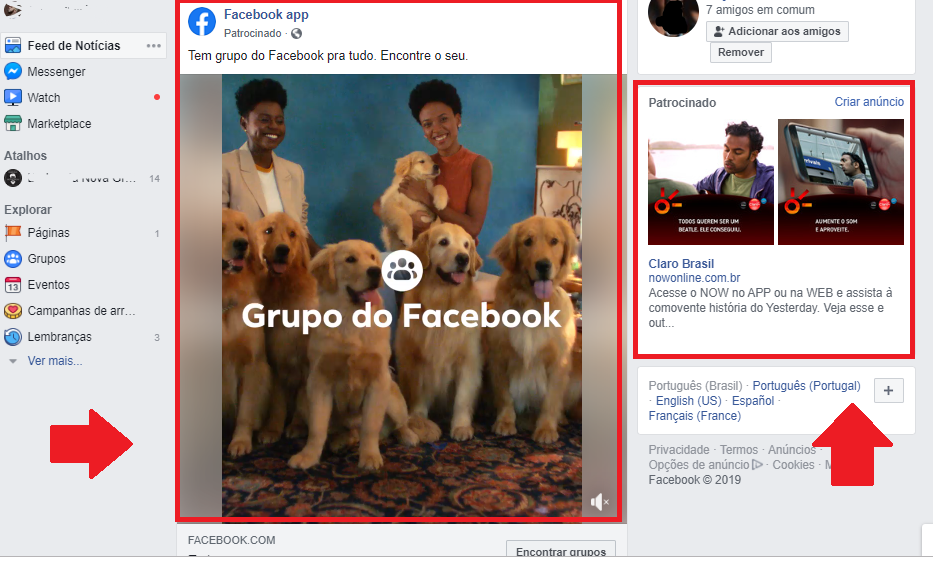 Anúncios no Facebook Ads - Estratégia de marketing 1