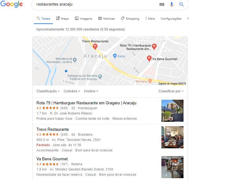 Lista no Google Meu Negócio - estratégia de marketing 2